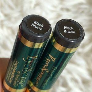 Senegence Black Brown Eyesense eyeliner NEW